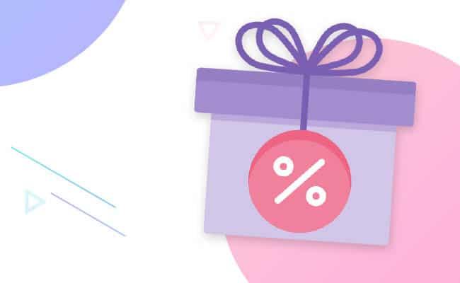 Скидка 20% постоянным клиентам