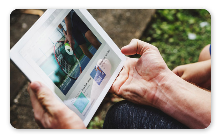 Видео фон в веб-дизайне