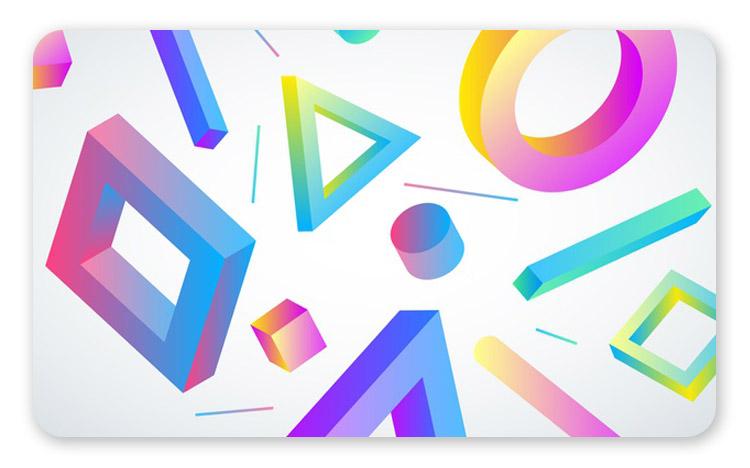 3D объекты в веб-дизайне