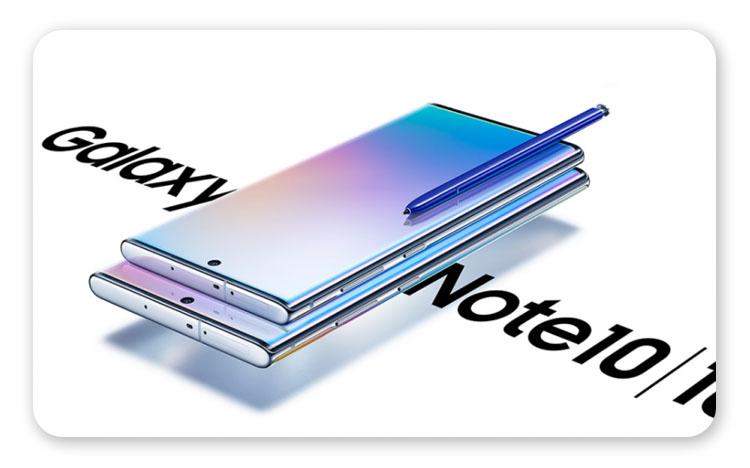 Использование жирного шрифта компанией Samsung в рекламе своих продуктов