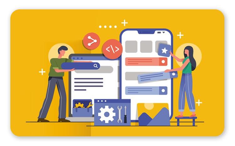 Модульный дизайн в разработке сайтов